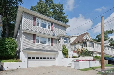 Passaic County Multi Family 2-4 For Sale: 32 East Prospect Street