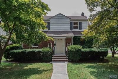 Bergen County Multi Family 2-4 For Sale: 350 Gilbert Street