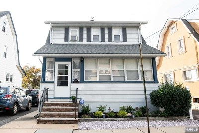 Passaic County Single Family Home For Sale: 287 Dewey Avenue