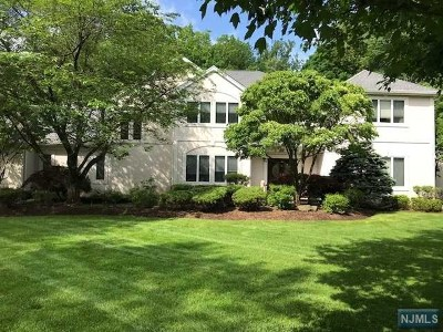 Bergen County Single Family Home For Sale: 17 Stokes Farm Road