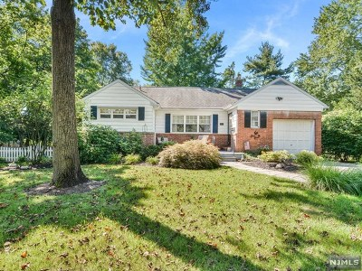 Bergen County Single Family Home For Sale: 600 Rock Road