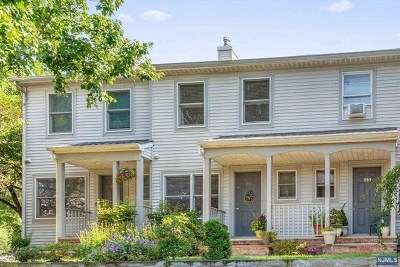 Bergen County Condo/Townhouse For Sale: 142 Panorama Drive