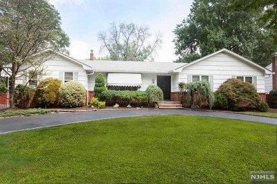 Paramus Single Family Home For Sale: 42 Brown Circle