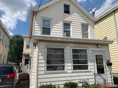 Passaic Single Family Home For Sale: 440 Howe Avenue
