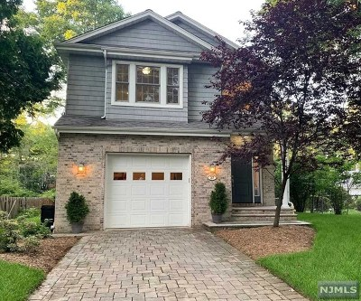 Closter NJ Single Family Home For Sale: $749,900
