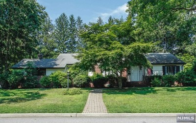 Park Ridge Single Family Home For Sale: 2 2nd Street