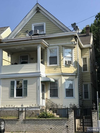 Passaic County Multi Family 2-4 For Sale: 241-243 17th Avenue