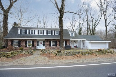 Bergen County Single Family Home For Sale: 770 East Saddle River Road