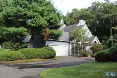Wyckoff Condo/Townhouse For Sale: 418 Windham Court