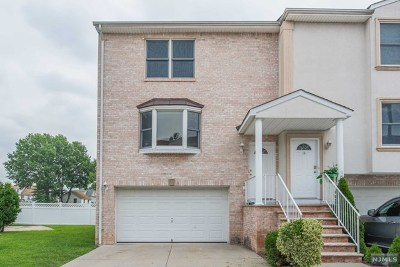 Garfield NJ Condo/Townhouse For Sale: $349,000