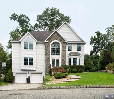 Mahwah NJ Single Family Home For Sale: $899,999