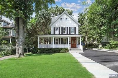 Tenafly Multi Family 2-4 For Sale: 75 Hillside Avenue
