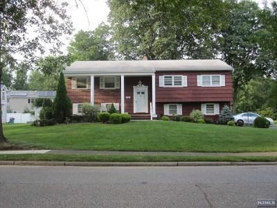 Paramus NJ Single Family Home For Sale: $619,000
