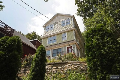 Edgewater Multi Family 2-4 For Sale: 546 Undercliff Avenue
