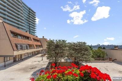 Cliffside Park Condo/Townhouse For Sale: 300 Gorge Road #11