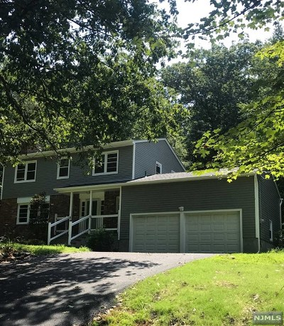 West Milford Single Family Home For Sale: 29 Larchmont Drive