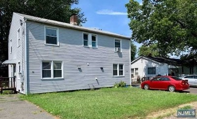 Elmwood Park Multi Family 2-4 For Sale: 72-74 Caruth Avenue