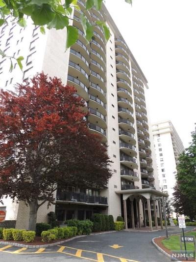 Hackensack Condo/Townhouse For Sale: 125 Prospect Avenue #2f