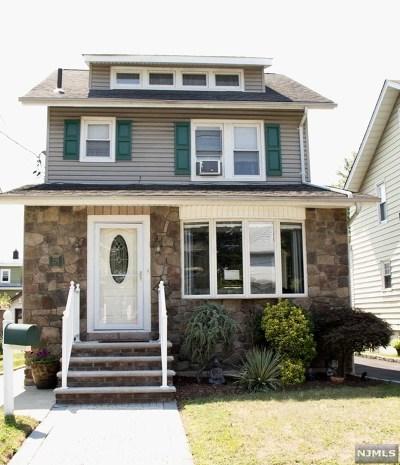 Lyndhurst Single Family Home For Sale: 228 Post Avenue