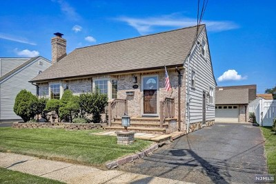 East Rutherford Single Family Home For Sale: 789 Morton Street