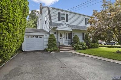 Dumont Single Family Home For Sale: 7 Roxbury Road