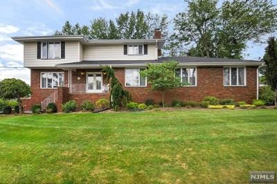 Totowa Single Family Home For Sale: 24 Pamela Drive