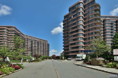 Cliffside Park Condo/Townhouse For Sale: 100 Winston Drive #Phd