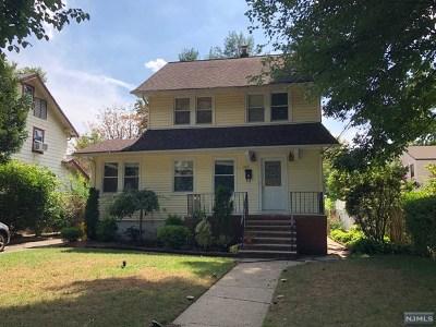 Bergen County Single Family Home For Sale: 282 Van Buren Avenue