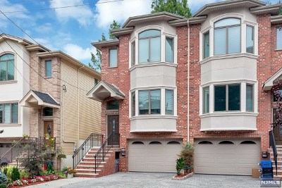 Cliffside Park Condo/Townhouse For Sale: 219 Knox Avenue