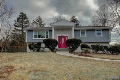 Paramus Single Family Home For Sale: 650 Paramus Road