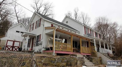 West Milford Multi Family 2-4 For Sale: 315 Wooley Road