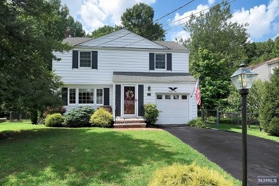 Little Falls Single Family Home For Sale: 31 Woodlawn Terrace