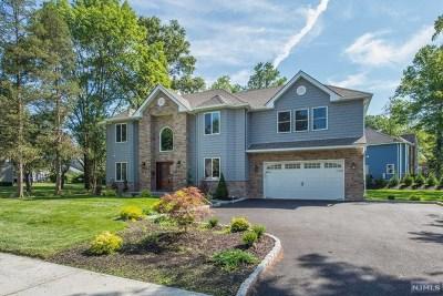 Wayne Single Family Home For Sale: 125 Baldwin Terrace