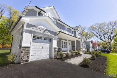 Glen Rock Single Family Home For Sale: 249 Glen Avenue