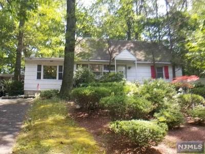 Paramus Single Family Home For Sale: 207 Crest Drive