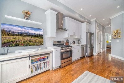 Jersey City NJ Condo/Townhouse For Sale: $575,000