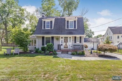 Morris County Single Family Home For Sale: 3 Hamilton Street