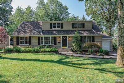 Glen Rock Single Family Home For Sale: 40 Cranford Road