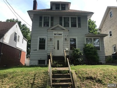 Bergen County Single Family Home For Sale: 20 Hobart Avenue