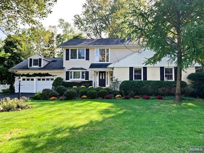 Ridgewood Single Family Home For Sale: 250 Brookmere Court