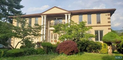 Paramus Single Family Home For Sale: 291 McKinley Boulevard