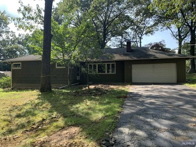 Woodcliff Lake NJ Single Family Home For Sale: $569,000