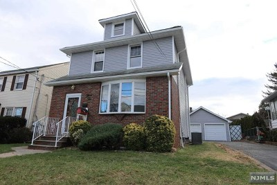 Hasbrouck Heights Single Family Home For Sale: 310 Williams Avenue