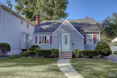Rochelle Park Single Family Home For Sale: 35 Madison Avenue