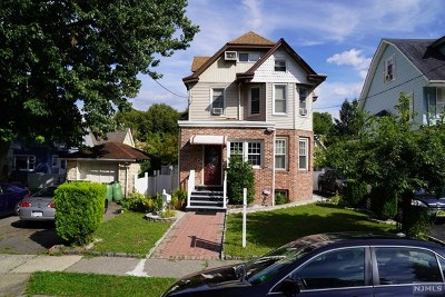 Rutherford Single Family Home For Sale: 25 Hackett Place