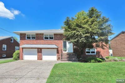 Totowa Single Family Home For Sale: 64 Raphael Road