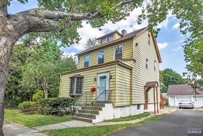 Teaneck Single Family Home For Sale: 127 Park Avenue