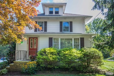 West Milford Single Family Home For Sale: 620 Macopin Road