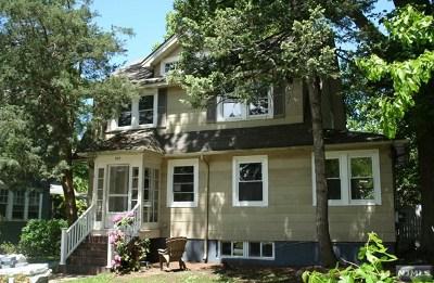 Teaneck Single Family Home For Sale: 255 Van Buren Avenue