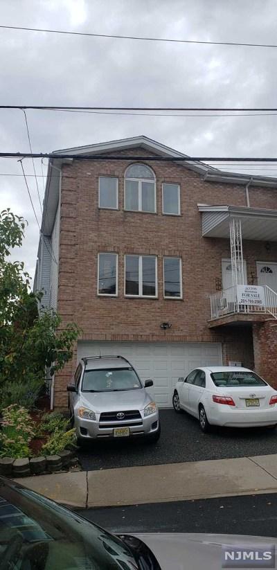 Cliffside Park Condo/Townhouse For Sale: 220 Cliff Street